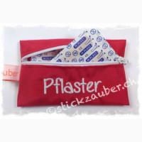 Mini Pflaster-Täschchen